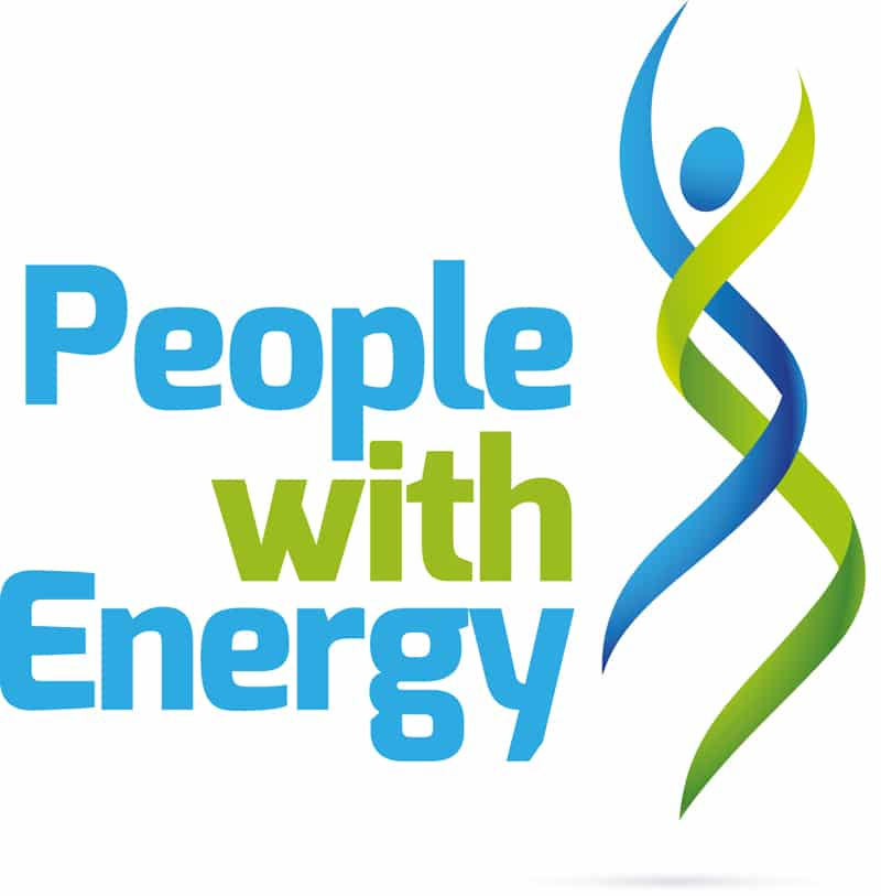 people with energy